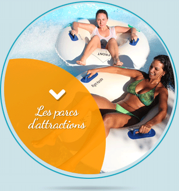 Les parcs d'attractions